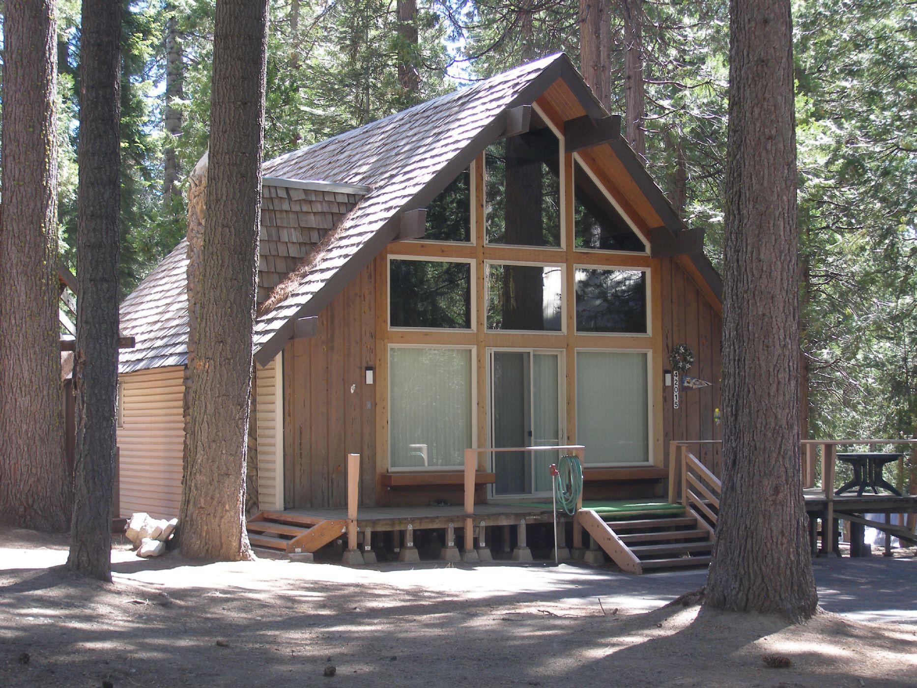 Shaver Lake Home, CA Real Estate Listing