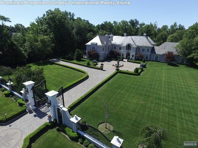 Alpine Home, NJ Real Estate Listing