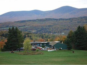Colebrook Home, NH Real Estate Listing