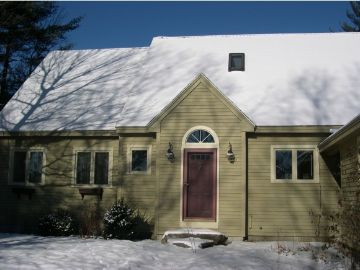 Sandwich Home, NH Real Estate Listing