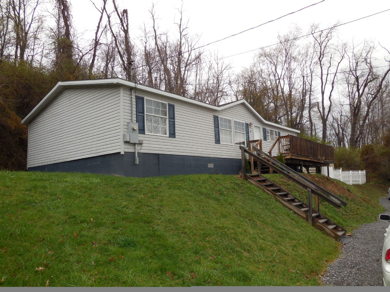 Westover Home, WV Real Estate Listing