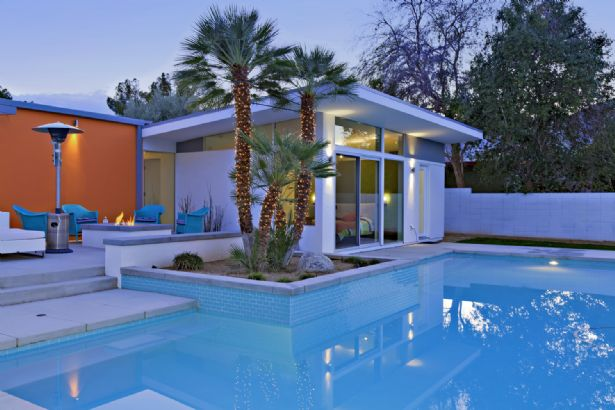 Modern In Prime Palm Desert Location 36316 Joshua Tree