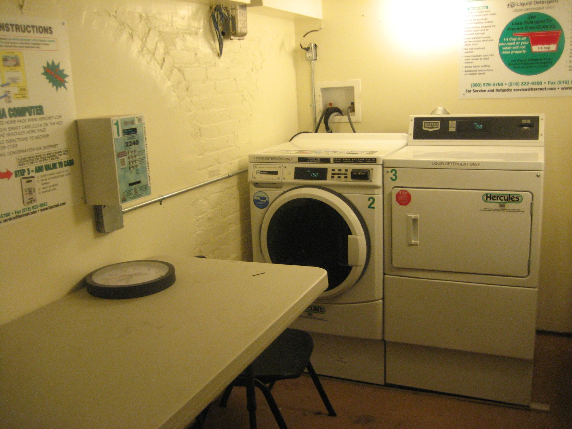 Hercules Laundry Card Refund | mamiihondenk org