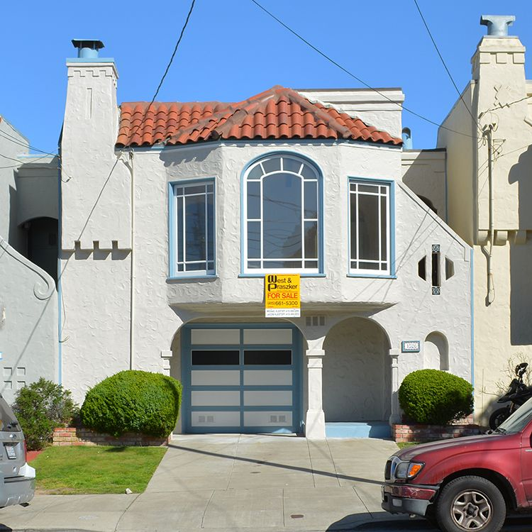 San Francisco Home, CA Real Estate Listing