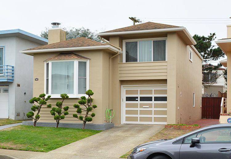 Daly City Home, CA Real Estate Listing