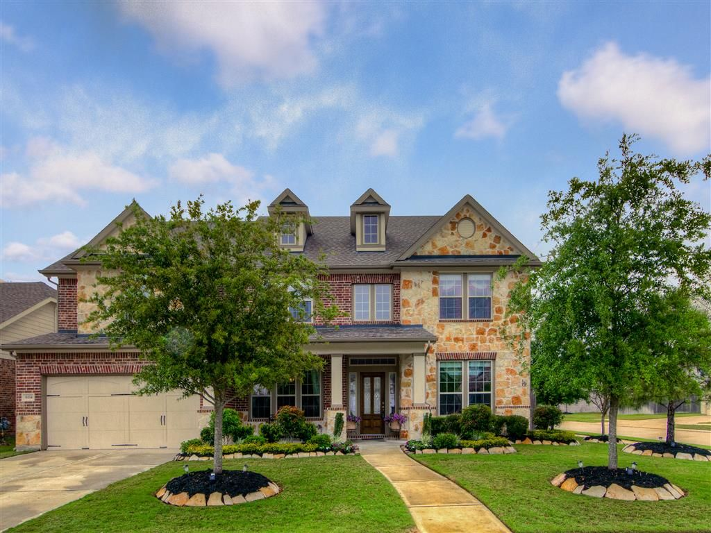 Katy Home, TX Real Estate Listing