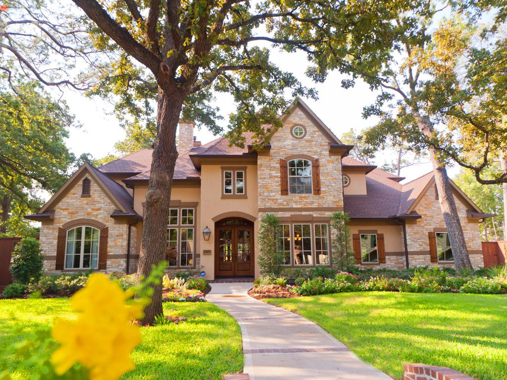 Good Gorgeous Country French Home In Memorial Area Of Houston