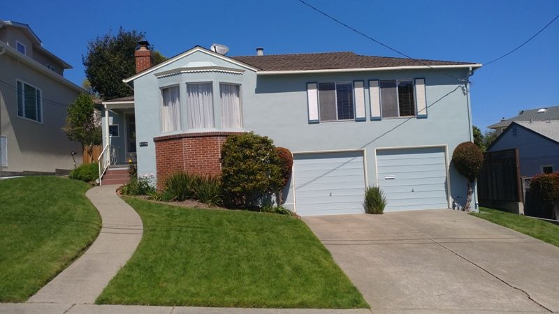Millbrae Home, CA Real Estate Listing