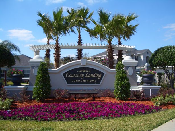Excellent Location 1 Bed Bath Condo At Courtney Landing By Orlando International Airport