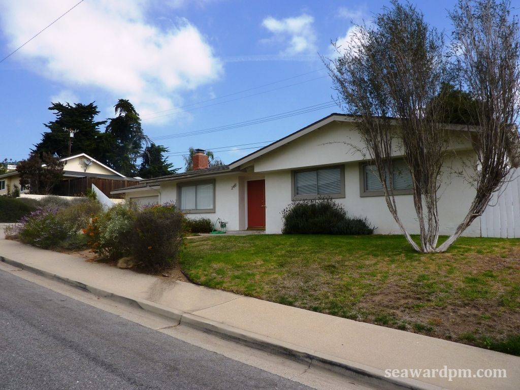 Ventura Home, CA Real Estate Listing