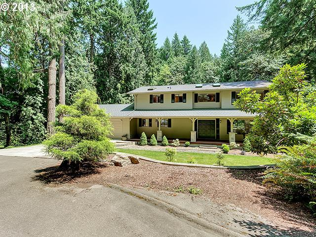 Sherwood Home, Oregon Real Estate Listing