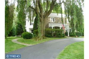 Rosemont Home, PA Real Estate Listing
