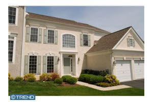 Newtown Square Home, PA Real Estate Listing