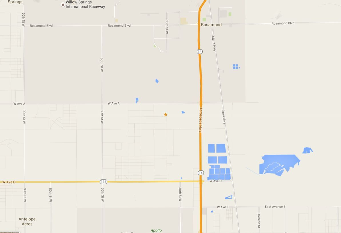 Lancaster Home, CA Real Estate Listing