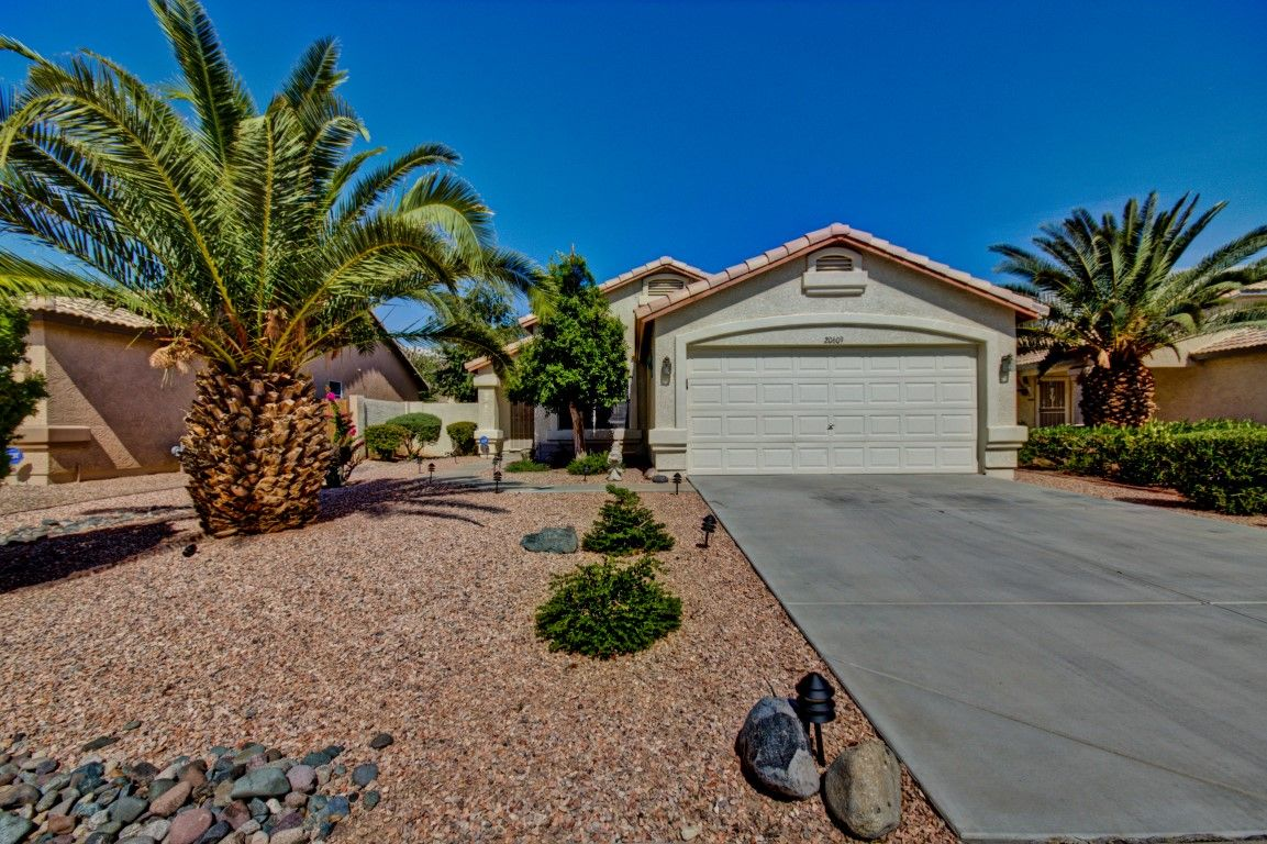 Peoria Home, AZ Real Estate Listing