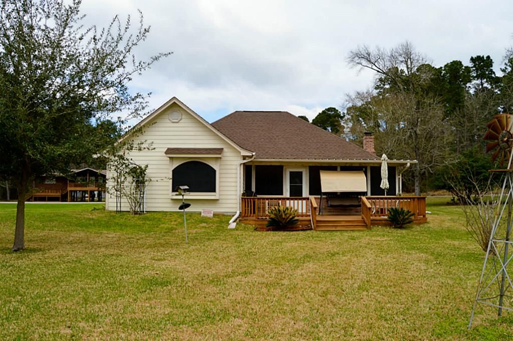Onalaska Home, TX Real Estate Listing