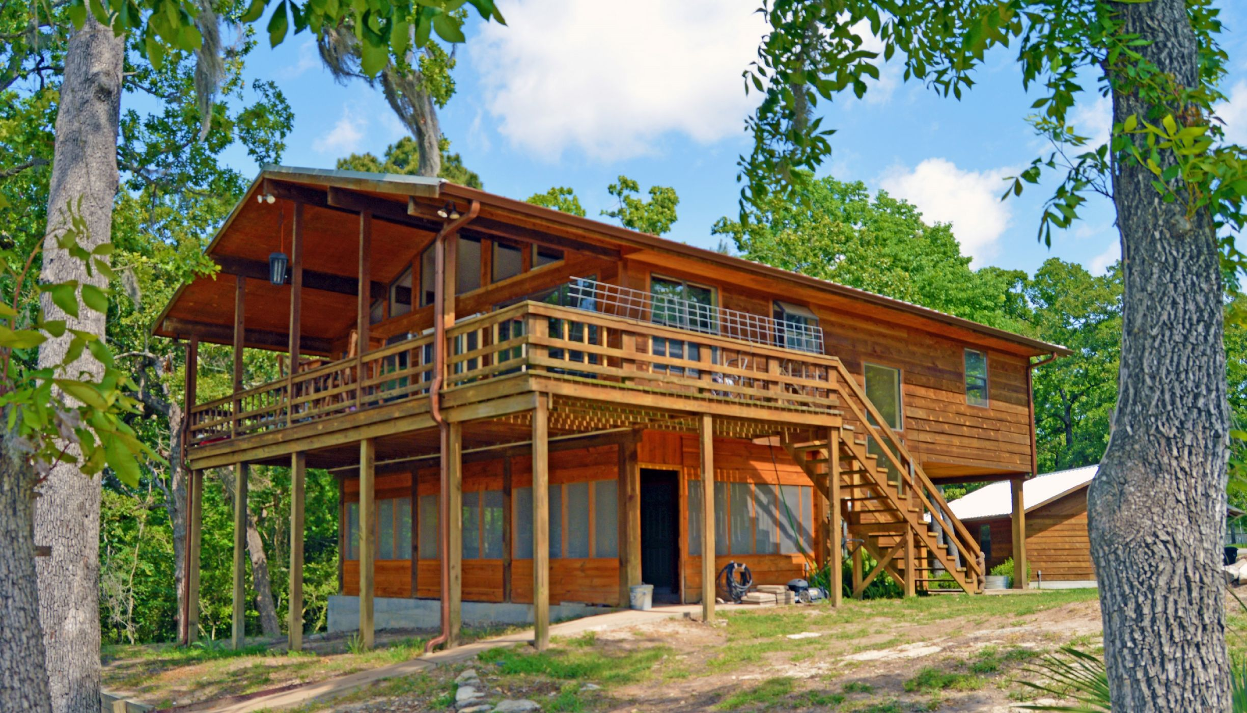 Huntsville Home, TX Real Estate Listing