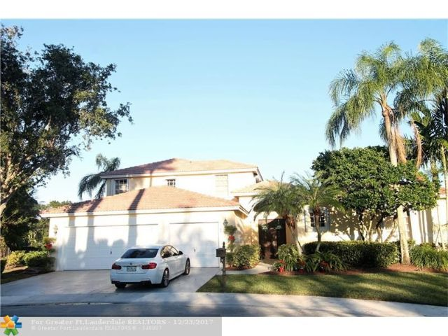 Weston Home, FL Real Estate Listing