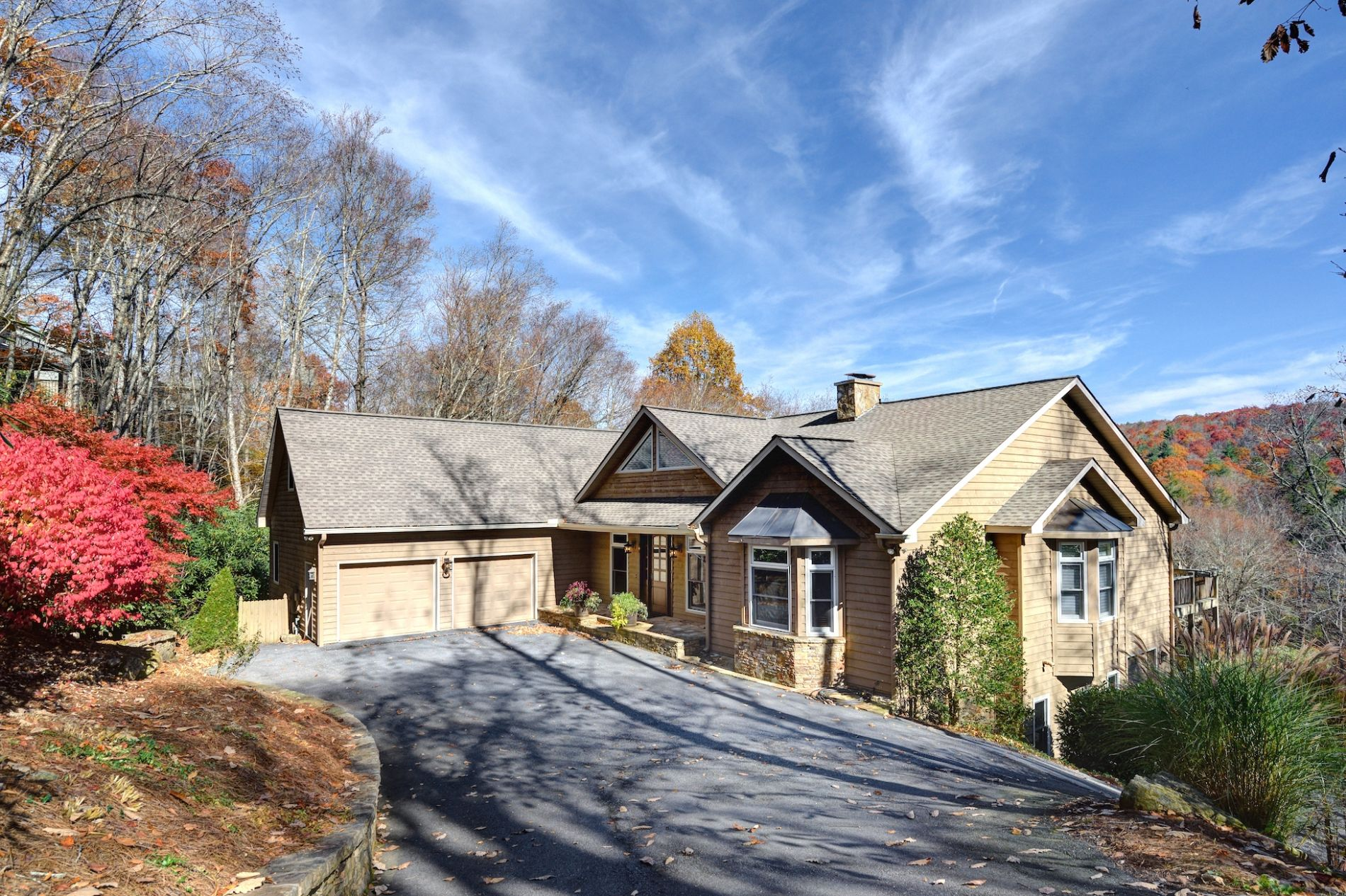 Highlands Home, NC Real Estate Listing