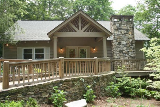 1100 Claire Lane is a wonderful cottage available for sale in Highlands NC