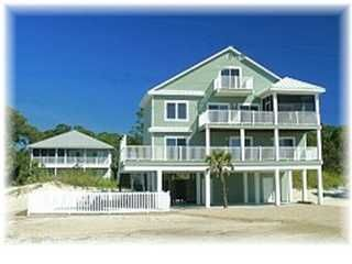 St. George Island Home, FL Real Estate Listing