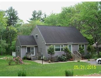 Groton Home, MA Real Estate Listing