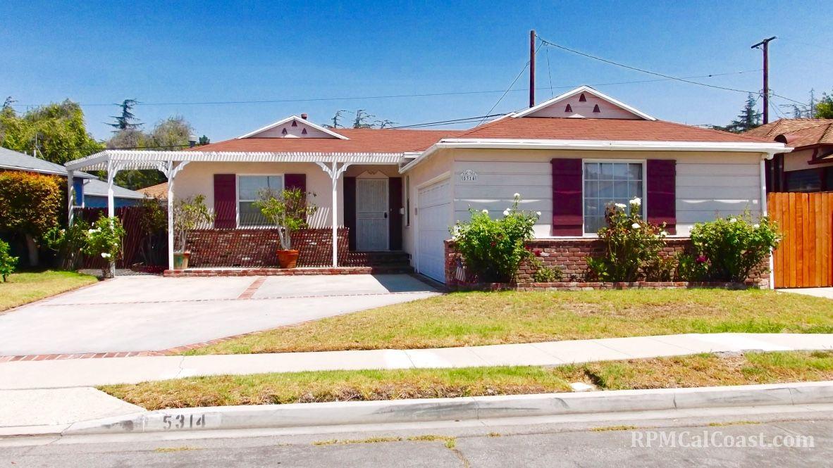 Culver CIty Home, CA Real Estate Listing
