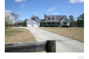Angier Home, NC Real Estate Listing