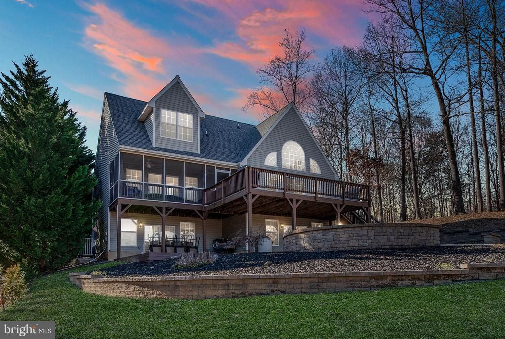 BUMPASS Home,  Real Estate Listing