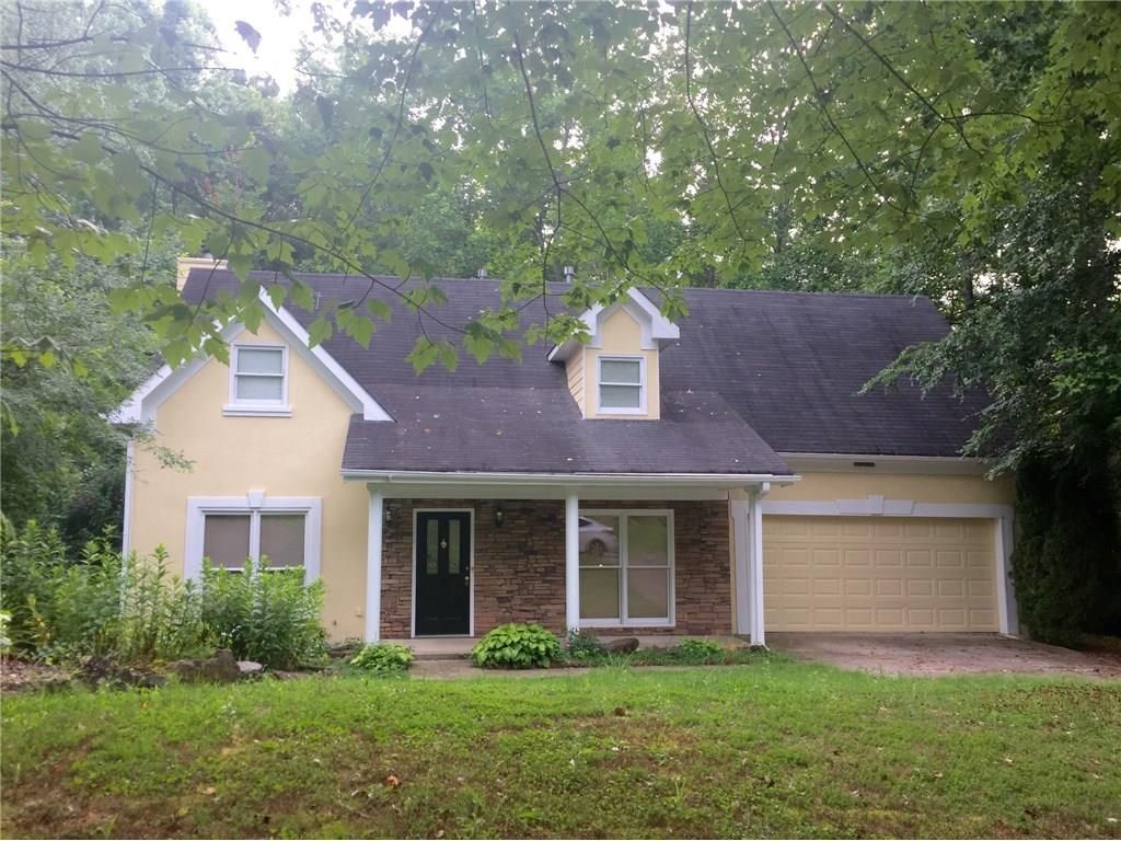 Woodstock Home, GA Real Estate Listing