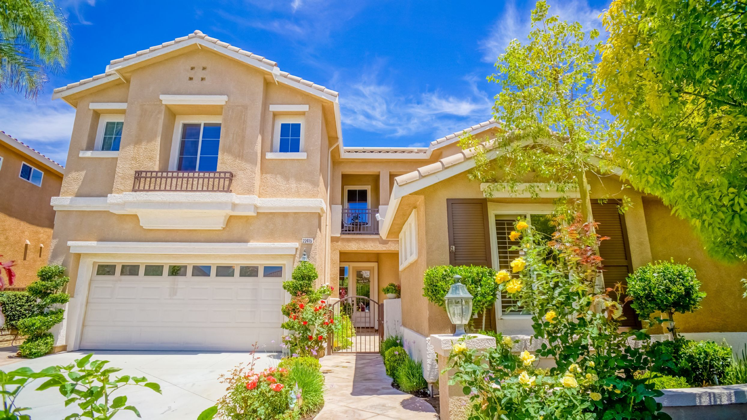 Saugus Home, CA Real Estate Listing