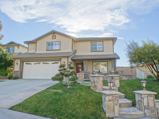 Santa Clarita Home, CA Real Estate Listing