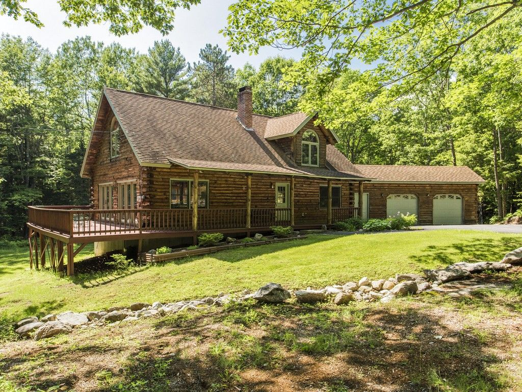 North Yarmouth Home, ME Real Estate Listing