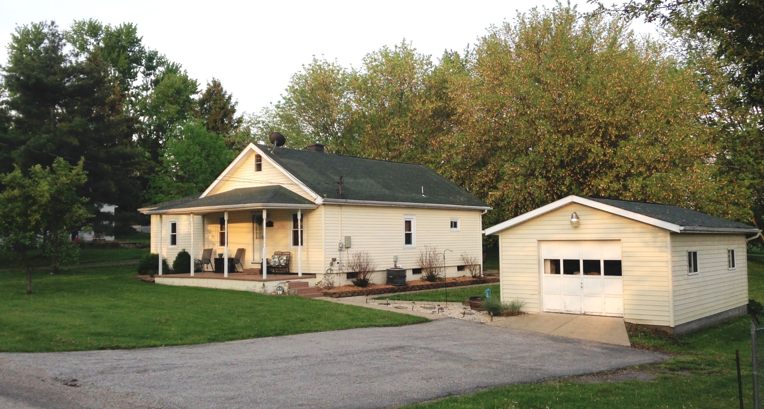 Millersport Home, OH Real Estate Listing