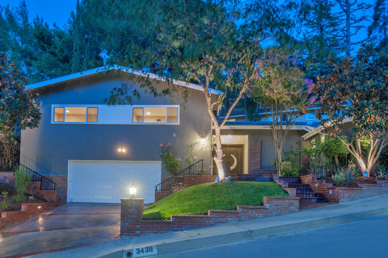 Sherman Oaks Home, CA Real Estate Listing