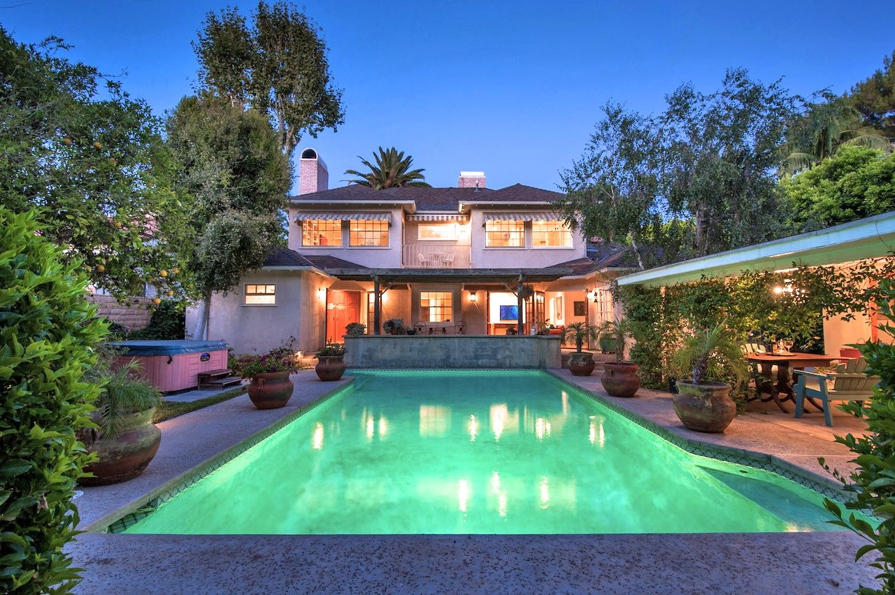 Studio City Home, CA Real Estate Listing