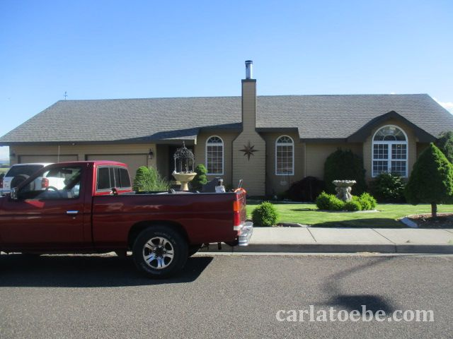 Pasco Home, WA Real Estate Listing