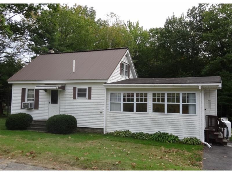Dixfield Home, ME Real Estate Listing