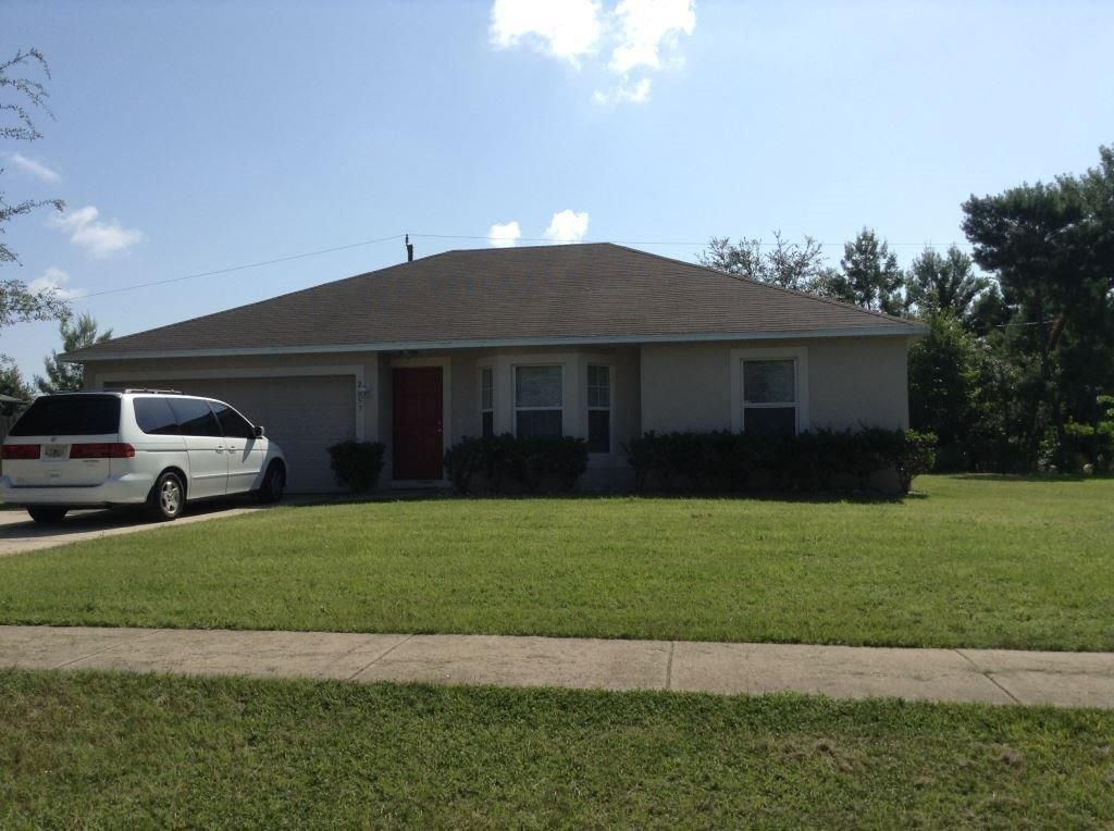 Deltona Home, FL Real Estate Listing