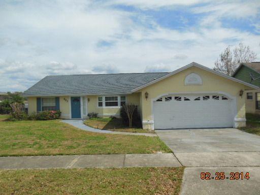 Apopka Home, FL Real Estate Listing