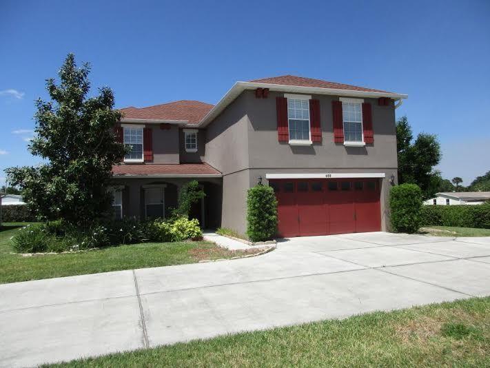 Lake Alfred Home, FL Real Estate Listing