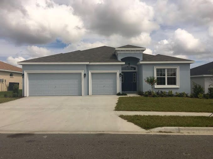 Haines City Home, FL Real Estate Listing