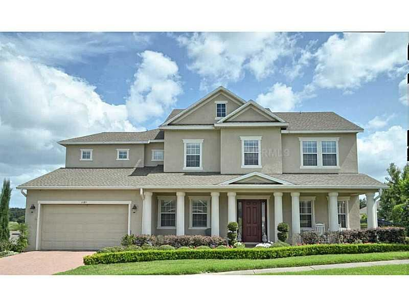 Apopka Home, FL Real Estate Listing