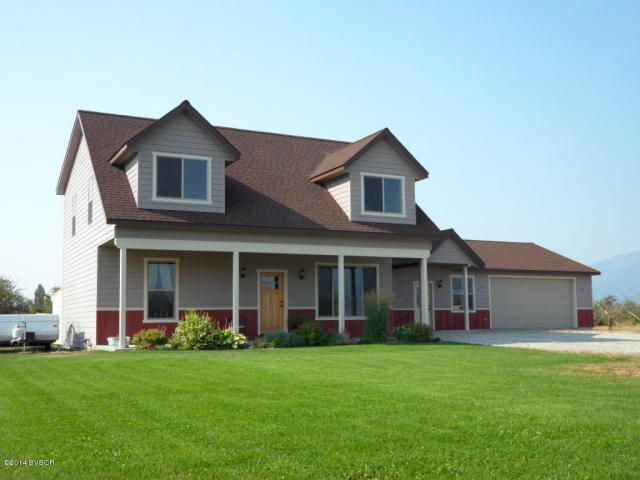 Corvallis Home, MT Real Estate Listing
