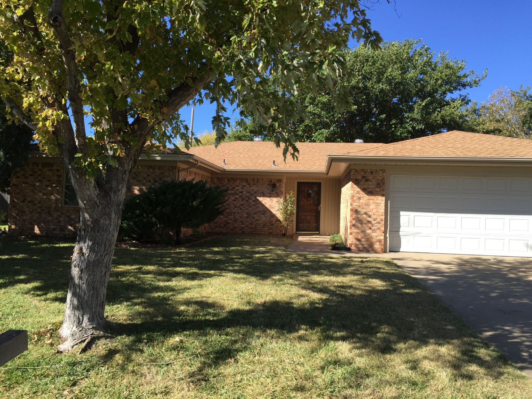 Pampa Home, TX Real Estate Listing