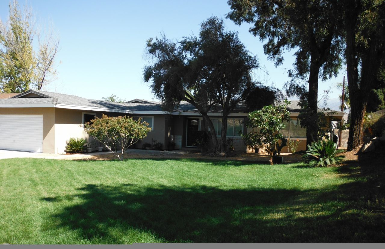 Redlands Home, CA Real Estate Listing