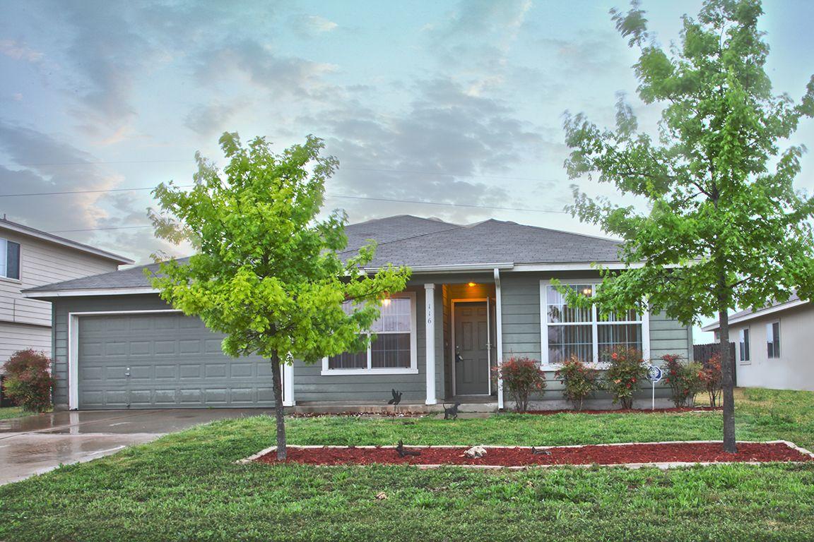 Hutto Home, TX Real Estate Listing
