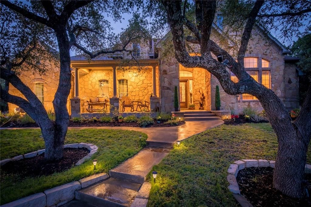Leander Home, TX Real Estate Listing