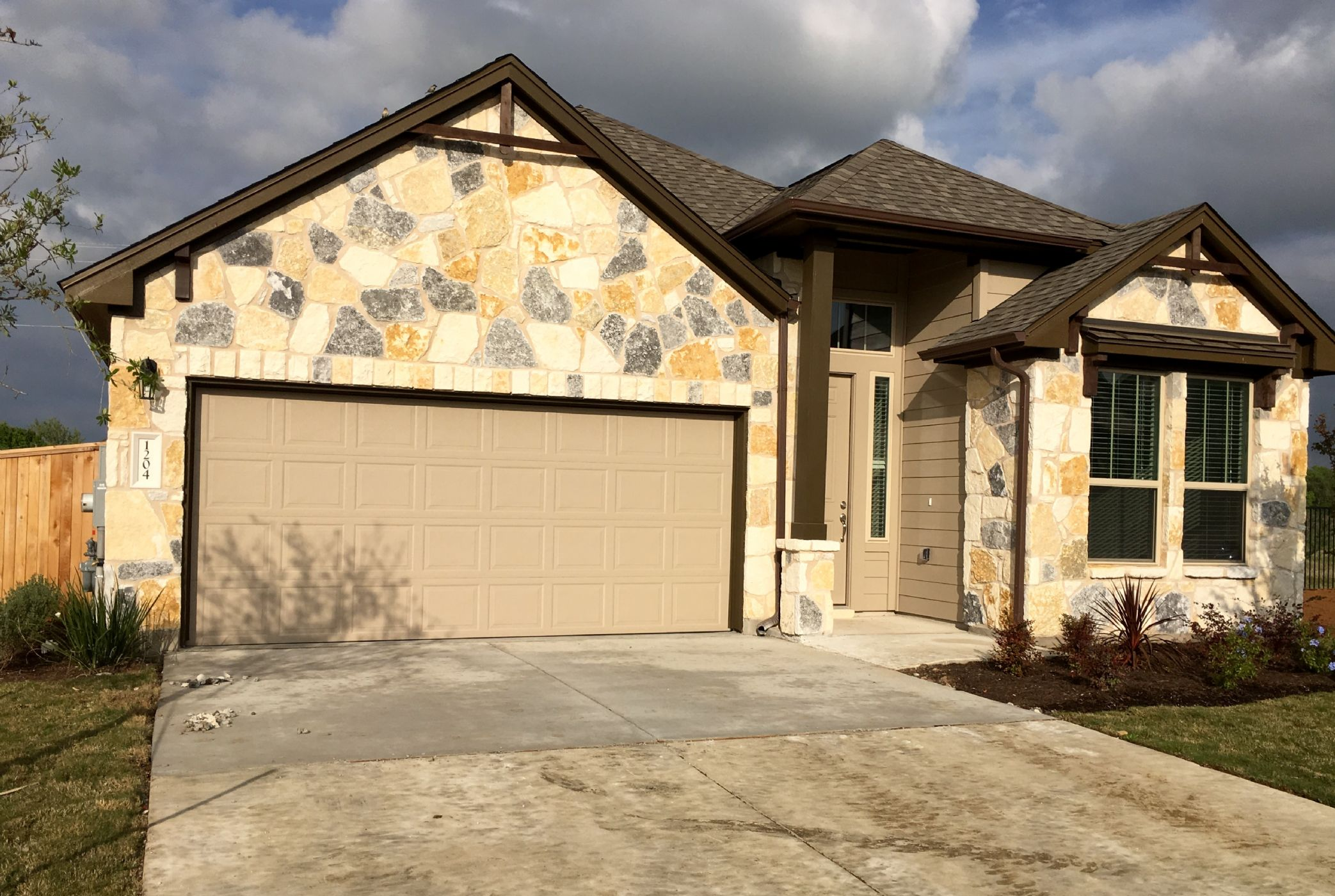 Georgetown Home, TX Real Estate Listing
