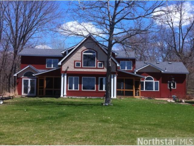 Chisago Lake Twp Home, MN Real Estate Listing